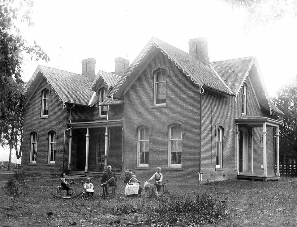 Original Creal Springs Home