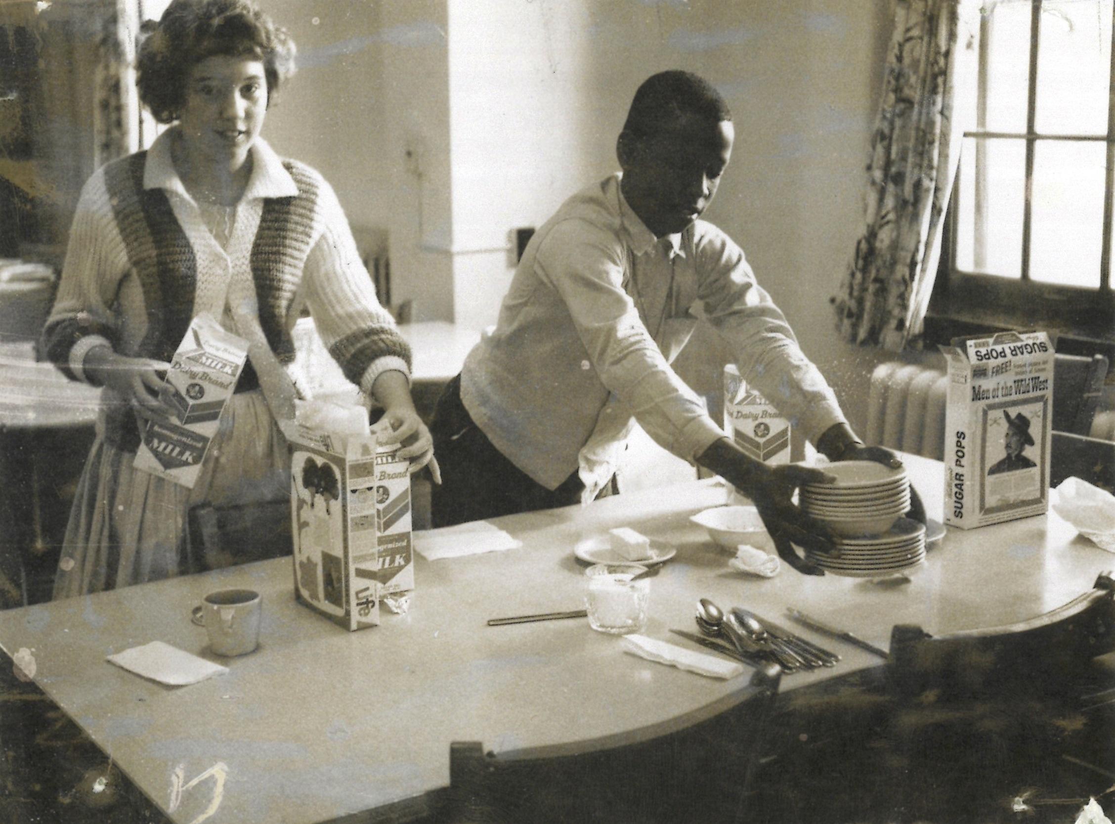 1960s breakfast